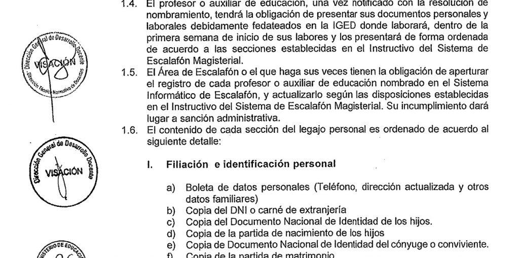 ACTUALIZACIÓN DE INFORMACIÓN EN SISTEMA LEGIX DEL…